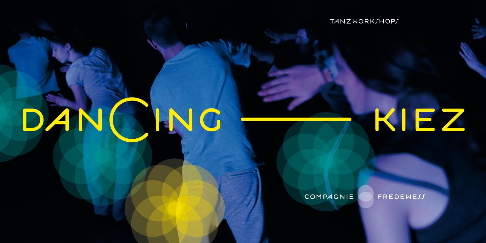 Compagnie Fredewess Dancing KIEZ Einladung 170124